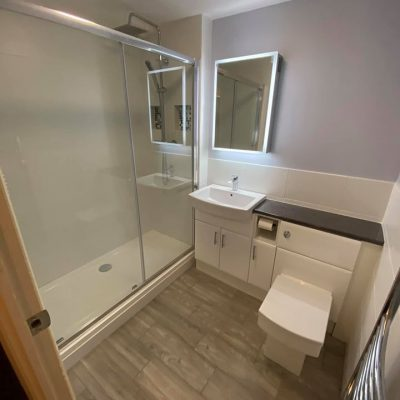 Bathroom fitters glasgow southside