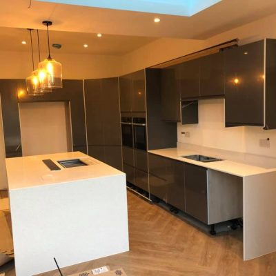 kitchen installation glasgow