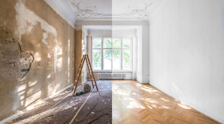 property renovations glasgow